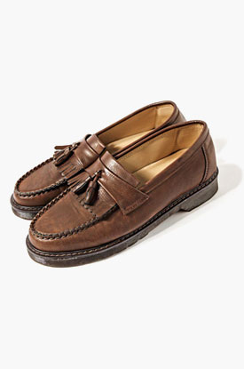 Muffin Tassel Loafer